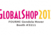 FOURMI Gondola Mover at Globalshop 2012 Booth #3211