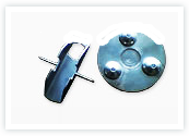 El adaptador FOURMI® es perfecto para desplazar góndolas de baldas muy profundas.