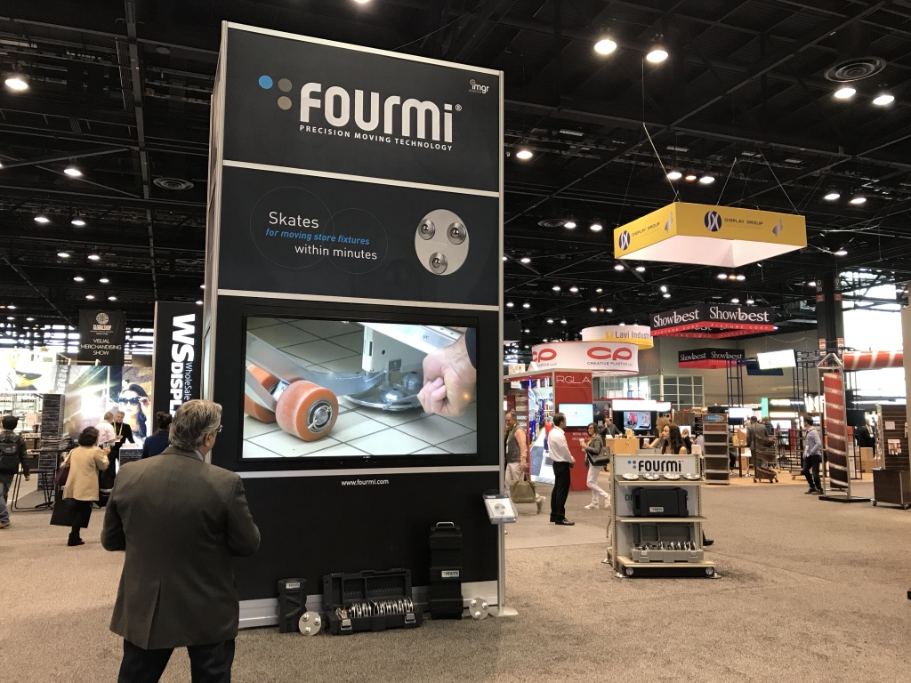 FOURMI Chicago Globalshop 2018
