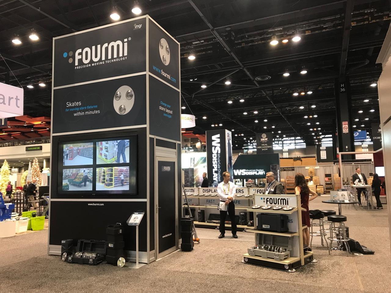 FOURMI Globalshop 2018